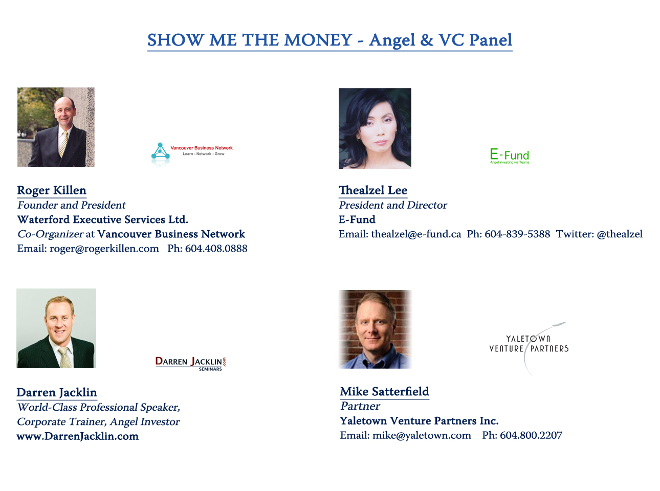 Panel - Angels-vcs